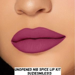 Kylie Cosmetics Spice Lip Kit UNOPENED